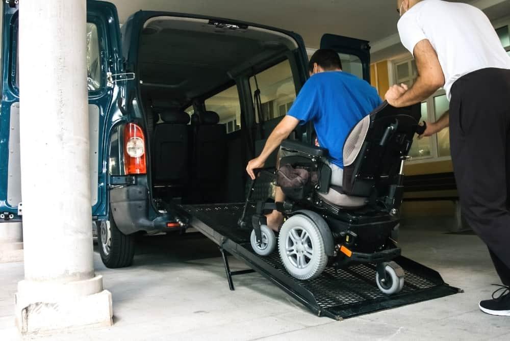 Transportation Assistance NDIS