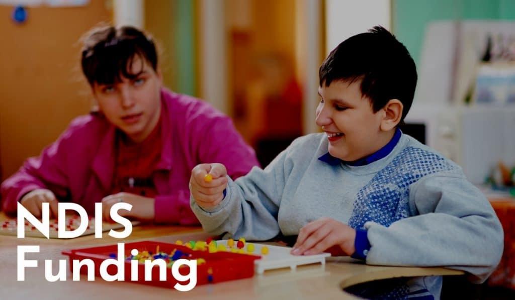 NDIS funding
