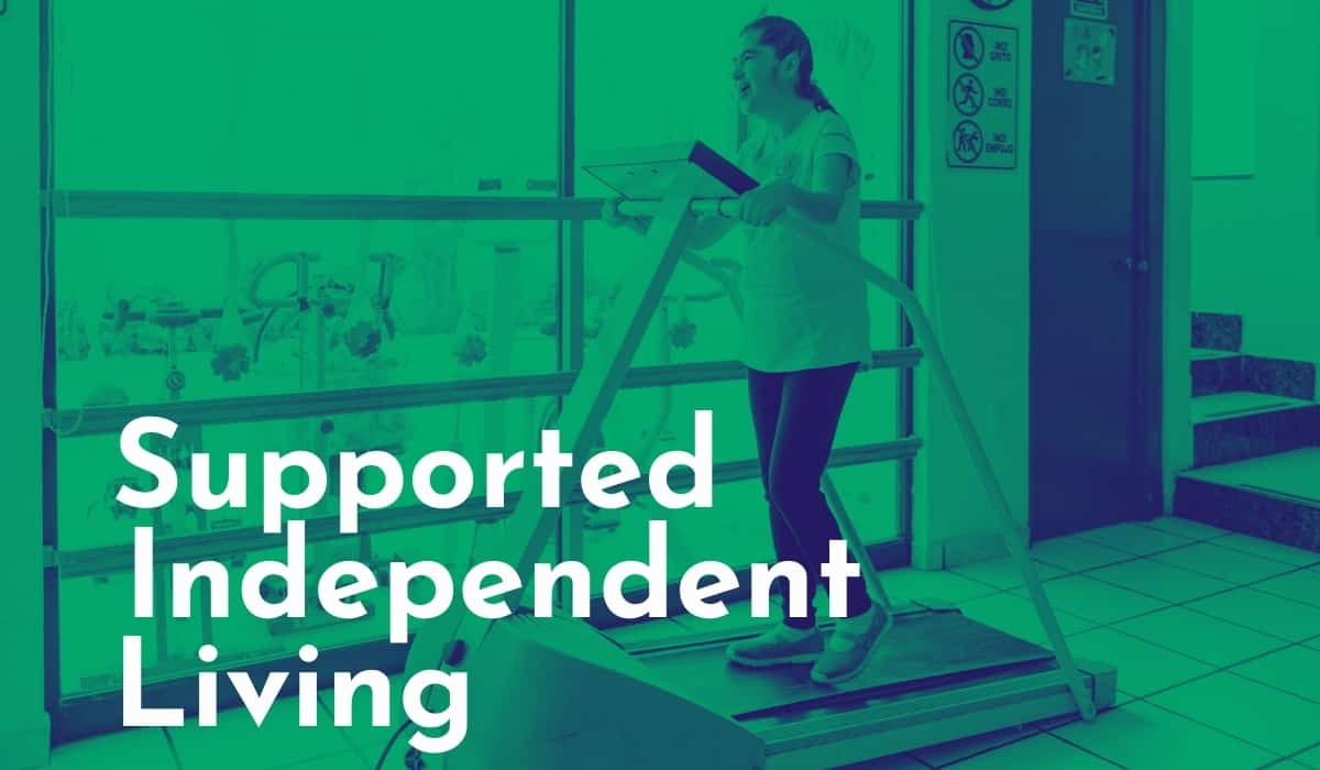 Supported Independent Living