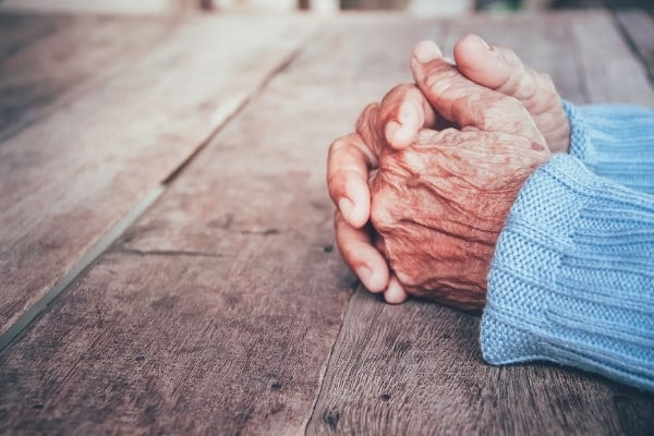 Common health problems affecting elderly